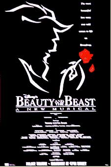Beauty & The Beast Poster-0