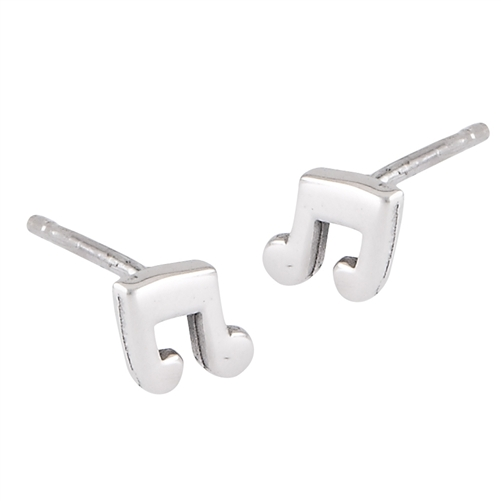 Music Notes Earrings-0