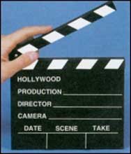 Clapboard for Director-0