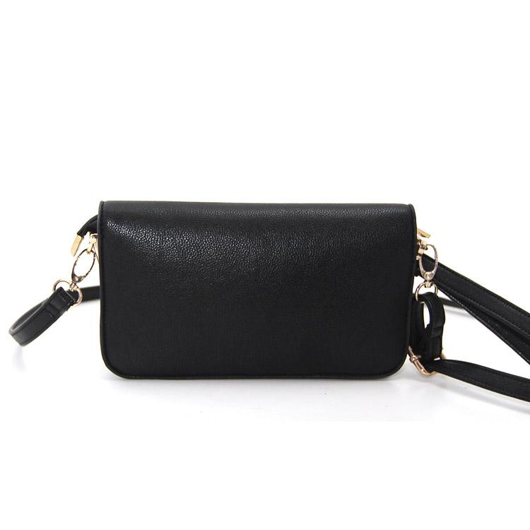 Music Notes Wristlet Shoulder Bag -103287