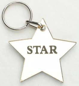 Star ~ Star Keychain-0