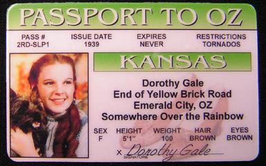 Land of Oz ID - Dorothy-0