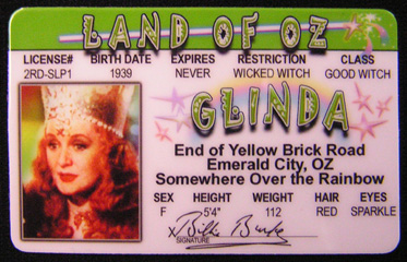 Land of Oz ID - Glinda-0