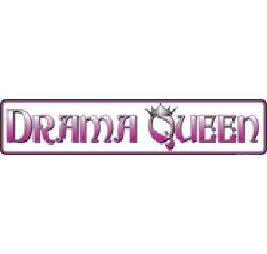 Drama Queen Street Sign-0
