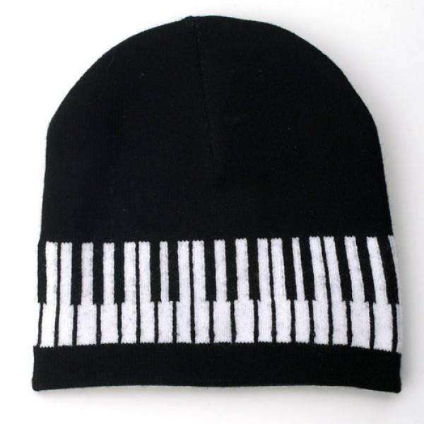 Piano Keyboard Beanie -0