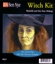 Witch Makeup Kit-0