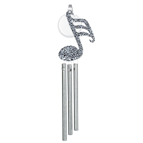 Musical Note Refrigerator Magnet Chimes-0