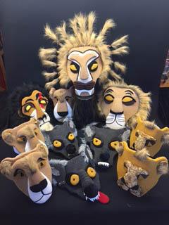 Lion King Jr -103255