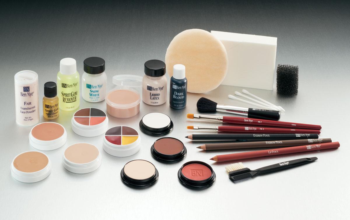 Ben Nye Professional Cream Makeup Kit-0