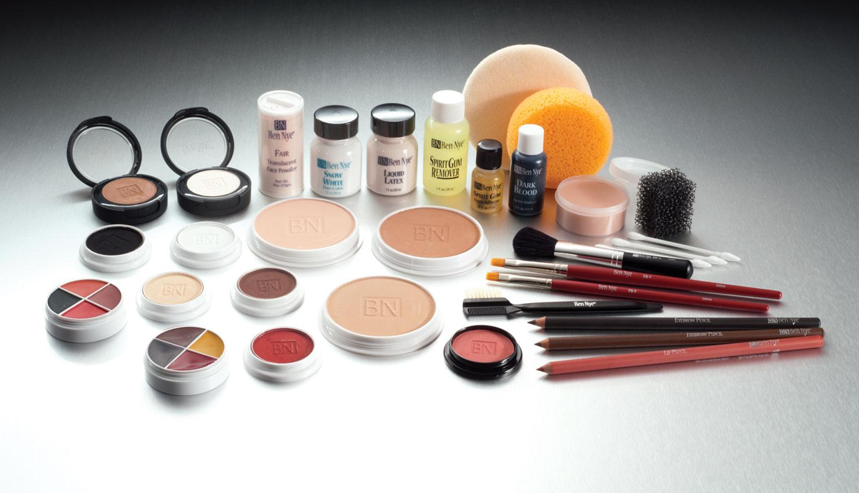 Ben Nye Professional Cake Makeup Kit-0