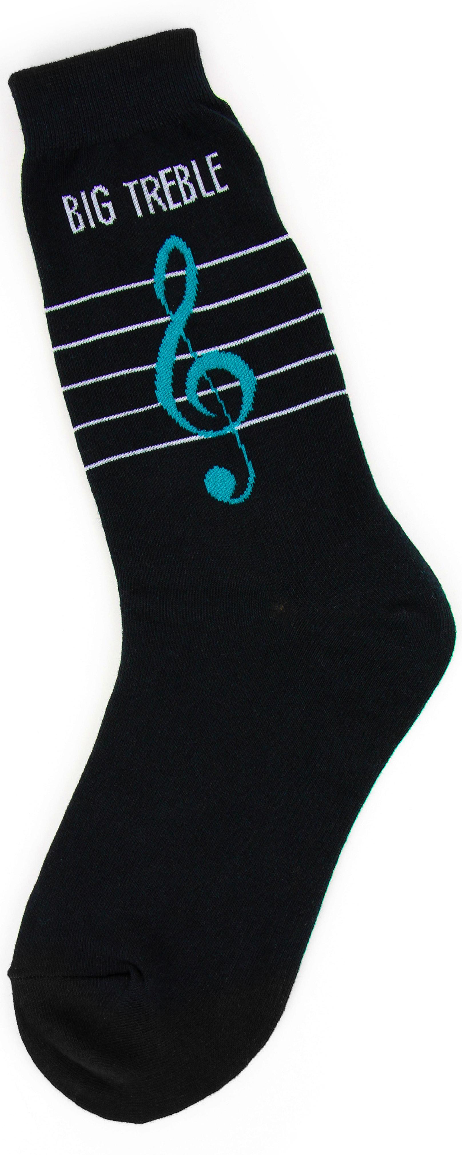 Big Treble Women's Socks-0