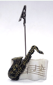 Saxophone Clip Card Holder-0