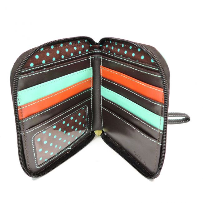 Chala - Zip Around Wallet - Piano -103461