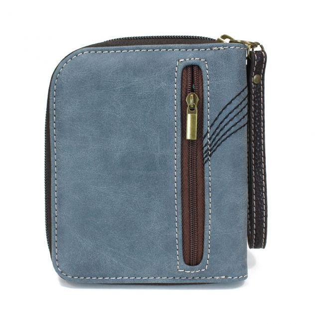 Chala - Zip Around Wallet - Piano -103459