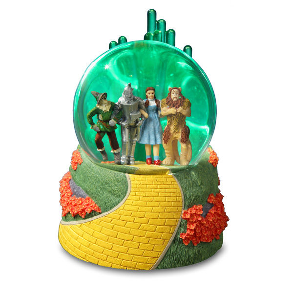 Emerald City 4 Character Lighted WG-0