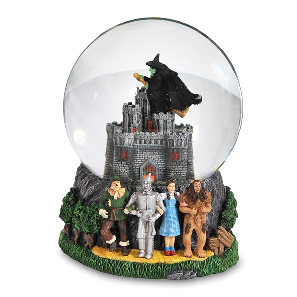 Wicked Witch Castle 120mm Water Globe-0