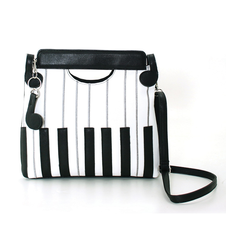 Piano Keys Handbag -0