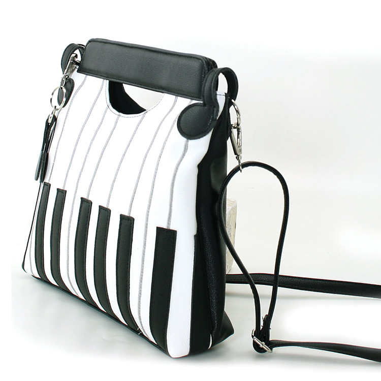 Piano Keys Handbag -103290